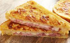 ΜΑΓΕΙΡΕΙΟΝ Η Ωραία Ελλάς: Πίτσα με ψωμί του τοστ
