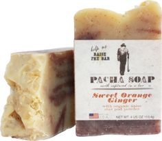 Pacha soaps are made in Nebraska and shipped to you we have a selection of all the handmade soaps available..even one sold exclusive to Nebraska retailers..Items sold in store and on the web @ www.shopord.com