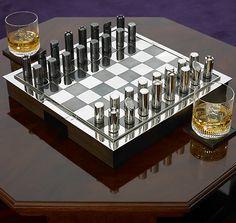 The Hammond chess set by Ralph Lauren