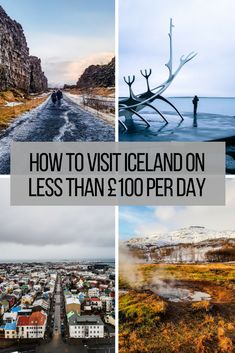 A guide to Iceland and Reykjavik for budget travellers in Europe. | Iceland prices & prices in Iceland | How much money to bring to Iceland | Cheap Travel To Iceland | Where to eat in Reykjavik | Affordable travel in Iceland #iceland #europe #budgettravel