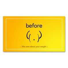 Fitness Personal Body Weight Loss Coach Trainer Business Card. This is a fully customizable business card and available on several paper types for your needs. You can upload your own image or use the image as is. Just click this template to get started!