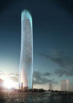 10 Design - St. Regis Hotel and Shizimen CBD Super High Rise
