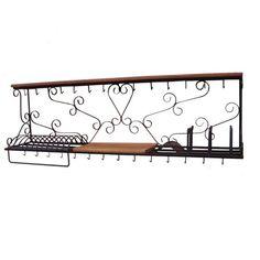 Porta Prato 1,50comp - 2459 #arte #moveis #rusticos - www.artemoveisrusticos.com.br