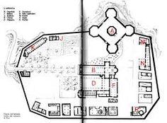 Pianta dell'abbazia di san gallo - Google Search