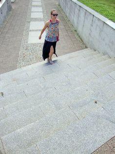 FITNESS I ŻYCIE Monica's fitness and life: Kolorowo i wygodnie