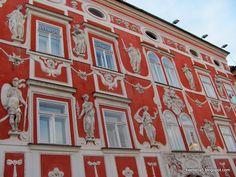Foto zgodbe: Izlet v Leoben Multi Story Building, Painting, Art, Pictures, Art Background, Painting Art, Kunst, Paintings, Performing Arts