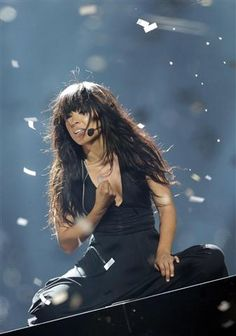 Eurovision Song Contest 2012 - Loreen - Sweden