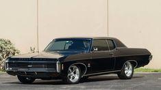 1969 Chevrolet Impala SS 427 CI, Loaded with Options 1969 Chevy Impala, Chevrolet Impala, Chevy Luv, Chevy Chevelle, Chevrolet Trucks, Impala Animal, Preto Wallpaper, Arte Lowrider, Classic Cars