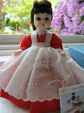 Little Women series Madame Alexander doll. This is Jo, one of the daughters.