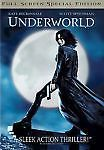 Underworld (DVD, 2004, Special Edition, Full Frame Edition) Click for trailer.