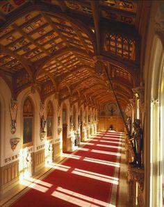 Windsor Castle, St George S Hall