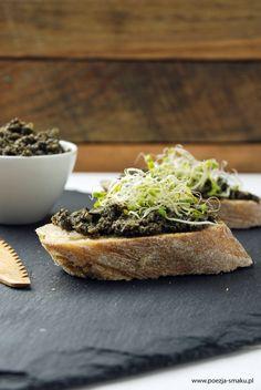 Tapenada - pasta z czarnych oliwek