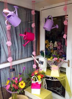 26 Best Unforgettable Flowers shop displays images in 2019