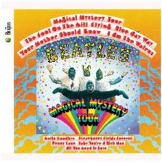 Magical Mystery Tour, The Beatles (1967)