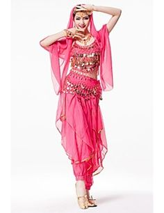 Belly Dance Stage Performance Outfits with Pants Indian Styl... – JPY ¥ 4,446