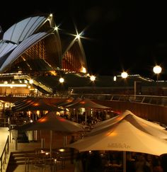 Opera Bar in Sydney Australia - amazing place with incredible views of the harbour!