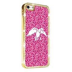 Duck Army Pink Cool iPhone 5/5S Case Cover Diamond Crystal Rhinestone Bling Hard Gold Case Cover Protector PAZATO http://www.amazon.com/dp/B00NSD43JU/ref=cm_sw_r_pi_dp_ruziub0EJA8V0