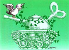 """Altan, Quino, Bozzetto: """"Di colomba ce n'è una sola"""": il simbolo della pace visto dai disegnatori"""