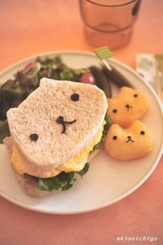 CUTE FOOD on Pinterest | Kawaii, Hello Kitty Cupcakes and ...