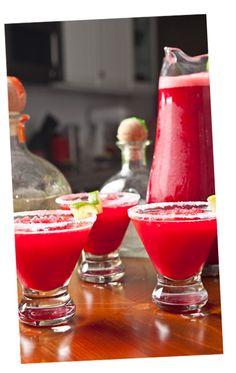 Margaritaville KEY WEST COOLER (Makes 3 servings, 12 oz. each) 3 oz. Margaritaville® Margarita Mix 6 T Sugar Ice Raspberry Margarita, Margarita Mix, Margarita Recipes, Drink Recipes, Margarita Glasses, Cocktail Recipes, Fall Cocktails, Summer Drinks, Refreshing Drinks