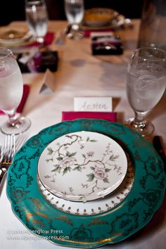China for place settings