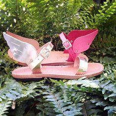 ermis sandals, make your own pair at www.color-your.com/ermis-sandals/