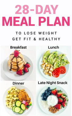 Healthy Fit, Healthy Dinners, Healthy Snacks, Healthy Recipes, Health And Fitness Tips, Health And Wellness, Meal Plans To Lose Weight, Breakfast Lunch Dinner, Fat Burning Foods