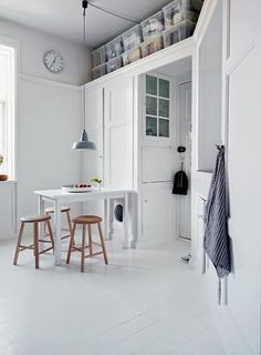 The cool home of a Danish architect - my scandinavian home