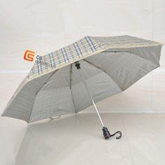 22inch three fold auto open umbrella