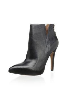 10ad658f14b5 Corso Como Women s Alexandra Ankle Boot (Black Silk Calf)