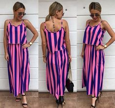 Maxi šaty  UNI #tvojstylfashion#tvojstyl
