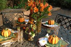 A Perfect Setting: A Perfect Setting for October