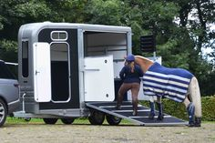 Equi-Trek are the largest producer of horseboxes and trailers in the UK Horse Transport, Concession Trailer, Horse Stables, Horse Trailers, Trek, Equestrian, Transportation, Horses, Club
