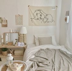 soft coffee aesthetic bedroom minimalistic home interior korean apartment kawaii., soft coffee aesthetic bedroom minimalistic home interior korean apartment kawaii. Dream Rooms, Dream Bedroom, Home Bedroom, Bedroom Decor, Bedroom Mirrors, Bedroom Inspo, Wall Decor, Bedding Decor, Budget Bedroom
