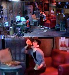Seem's like Tadashi LOVES his pizza