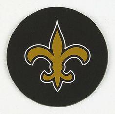 Coasters Set of 4 - New Orleans Saints