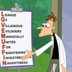 I love this show. (and Dr Doofenshmirtz)