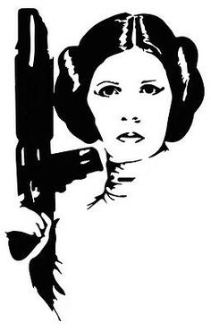 Details about Princess Leia sticker VINYL DECAL Sci-Fi Star Wars New Hope Empire Strikes Back - Star Wars Shirts - Latest and fashionable Star Wars Shirts - - Star Wars Silhouette, Silhouette Art, Star Wars Tattoo, Star Wars Quotes, Star Wars Humor, Star Wars Stencil, Arte Do Harry Potter, Gravure Laser, Star Wars Painting