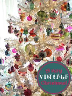 Velvet & Shag: Mid Century Monday...A Vintage Christmas