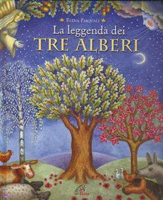 """Dada Pasticciona: Recita di Natale: """"La leggenda dei tre alberi. Gesù il tesoro del mondo"""""""
