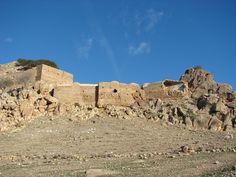Sur les traces des berbères : Jeradou, Zriba el Olya et Takrouna