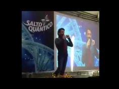 Elias Pereira palestrando no evento Salto Quântico