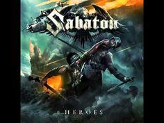 Sabaton Man of War | New Song Album Heroes Bonus Track