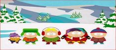 funny song in south park