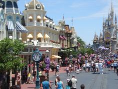 Magic Kingdom, Walt Disney World, Florida