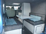 """More conversion ideas….""""Convert Your Van Ltd – Ford Transit Camper Van Conversions and Furniture Kits"""" - Vanlife & Caravan Renovation Kangoo Camper, Sprinter Camper, Bus Camper, Camper Life, Camper Trailers, Camper Beds, T4 Camper Interior Ideas, Campervan Interior, Minivan Camping"""