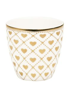 Haven Latte Cup mini gold von Greengate