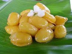 ผลการค้นหารูปภาพสำหรับ ขนมไทย