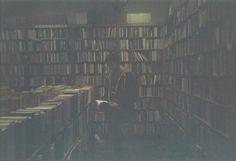 S in bookshop