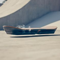 Back to the Future-style hoverboards are no longer stuck in science-fiction movies. Browse the latest floating devices on dezeen.com/tag/hoverboards